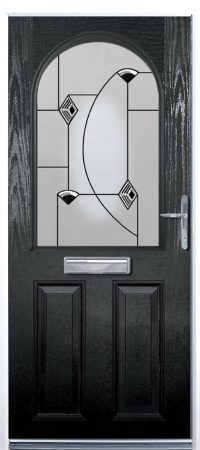 kitts-black-composite-doors-manchester
